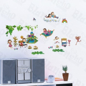 Forest Friends - Wall Decals Stickers Appliques Home Decor