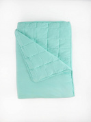 Kyte BABY Unisex Baby Solid Toddler Blanket 2.5 tog One Size Aqua