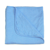 Kyte BABY Unisex Baby Solid Toddler Blanket 2.5 tog One Size Sky
