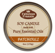 Patchouli 100% Pure & Natural Soy Candle 180ml