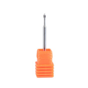 SpeTool Carbide Drill Bits Rotary Burrs Cuticle Clean For Nail Salon Manicure Tools,1.6*3MM