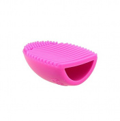 Brush Cleaning Makeup Washing Brush Silica Glove Scrubber Board Cosmetic Clean Tools