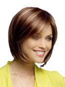 Popular Fashion Bob Wig Synthetic Short Women Wig