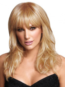 Popular Long Natural Women Wigs Synthetic Wig
