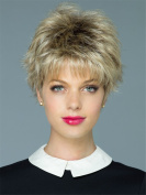 Short Fashion Women Wigs Cool Fluffy Wig