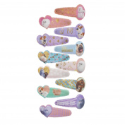TownleyGirl The Secret Life of Pets Beautiful Hair Clip Set