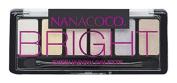 Nanacoco NNCC Six Shade Eyeshadow Palette, Bright, 5ml