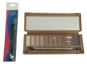 Cameo Naked Eyeshadow I with Duo Ended Brush