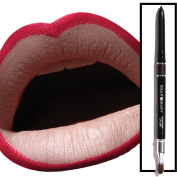 Dollup Beauty Not Your Mama's Lip Liner Pencil Smoothing Age-Defying Lip Makeup. Twist-Up, Wateproof, Long Lasting. 8 Colours.