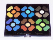 ProFusion Colour Petals Eyeshadow Palette #4