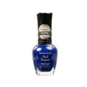 KLEANCOLOR Matte Nail Lacquer Lush Blue