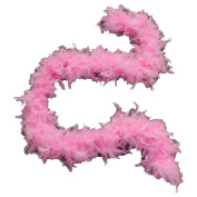 Cynthia's Feathers 65g Chandelle Feather Boas Over 80 Colours & Patterns to Pick Up