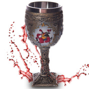 'Lance - Knight On Horse - Goblet Decorative Mediaeval Fantasy