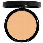 Soft Focus Pressed Powder in Sun Beige a Medium Beige Shade with Yellow Undertones for Medium Skin Tones That Delivers a Lightweight Complexion Perfecting Smooth Finish to Even Skintone