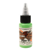 World Famous Tattoo Ink Ireland Green in 30ml