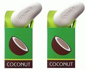 Modern Wash Coconut Soap - Statement Soaps - 100ml - 2-Pack