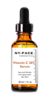 Best Vitamin C Serum -works wonders to repair the effects of sun damage, lighten sun and age spots, smooth and brighten- Vitamin E + Hyaluronic Acid-Natural Jojoba Oil & Arginine - Amino Acid (30ml)