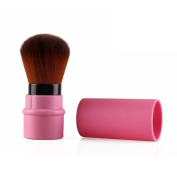 Usstore 1PC Retractable Makeup Cosmetic Brush Beauty Brushes Foundation Tool Make Up For Professional Women Lady