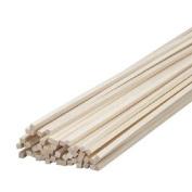 Bass Wood 1/8 X 1/8 x 24 (30) BWS3253