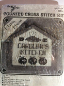 Counted Cross Stitch Kitchen Magnet kit