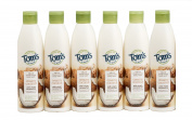 Tom's of Maine Natural Moisturising Body Wash Soap with Virgin Oil, Coconut, 350ml, 6 Count