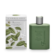 L' Erbolario FRESCAESSENZA Shower gel 250ml 8.45 Fl Oz with extract of Lime leaves and a harmonious balance of Woods