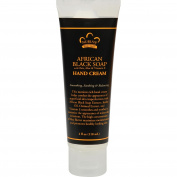 Nubian Heritage Hand Cream African Black Soap - 120ml