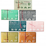 Barr-Co. 7 Piece Bar Soap Collection by k. hall designs