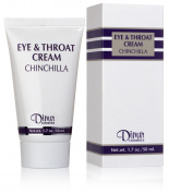 Dinur Cosmetics CHINCHILLA Eye & Throat Cream 1.7 oz. 50 ml.