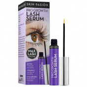 Skin Pasión Intense Lash Volumizing Serum, 0.25 Fluid Ounce