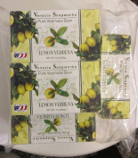 6pck - Venezia Soapworks pure Vegetable Soap Lemon Verbena 210ml