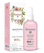 100% Pure Natural Vegan Turkish Rosewater Hydrating Face and Body Mist / FaceToner (No Additives, No Chemicals, No Preservatives) 100ml