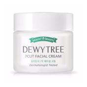 DEWYTREE 7 CUT Facial Cream 70ml (2.36fl.oz.) for Moisture
