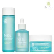 NISL Intensive Barrier 3 Kinds Basic Set, Water, Serum, Cream