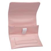 Harry D Koenig Stash Leather Bag, Pink