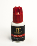 Light Eyes Red Cap - Pro Plus Eyelash Extension Glue - Strong bond that dries in 3-5 seconds