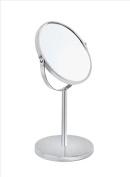 Bath Bliss 18cm Dual Sided 5X Magnification Vanity Mirror