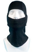 AdventureAustria 100% Merino Wool Balaclava. Fine Knit Thermal Face Mask with 230gsm Base Layer for Extra Warmth. Warm Breathable Moisture Wicking & Wind Resistant. Suitable in Winter & Summer for All Outdoor Activities Skiing Motorcycling etc. Reflect ..