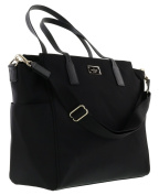 Kate Spade Kaylie Baby Nappy Bag - Blake Avenue - WKRU4309 (Black) nylon