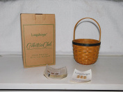 Longaberger Collectors Club Renewal Basket