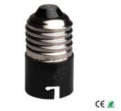 E-Simpo 6-pack E27 to B22 Adapter,E27 to B22 Lamp Base Converter,PBT, Z1134