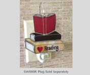 "Switchables ""I Love Reading"" Glass Cover"