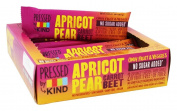 KIND Pressed by KIND Bars, Apricot Pear Carrot Beet, 35ml Bar, 12/Box