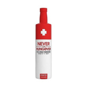 Never Too Hungover - Hangover Prevention - Feel Great Tomorrow