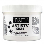 Hyatt's Economy Gesso 950ml Jar
