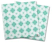 WraptorSkinz Vinyl Craft Cutter Designer 12x12 Sheets Boxed Seafoam Green - 2 Pack