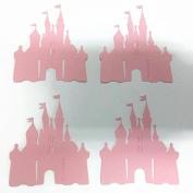 Disney World Castle Cinderella Disneyland Vacation Die Cuts - 4Pc