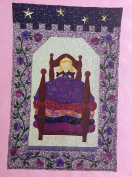 The Princess and The Pea Quilt Pattern 90cm x 130cm