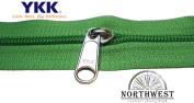 YKK #5 CN Zipper coil chain. Each yard comes with 1 slider.