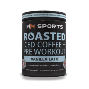 Roasted Iced Coffee + Pre Workout Vanilla Latte